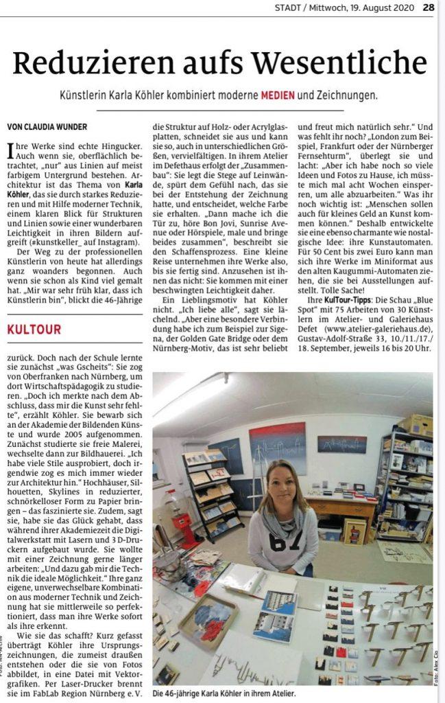 KulTour mit Karla Köhler
